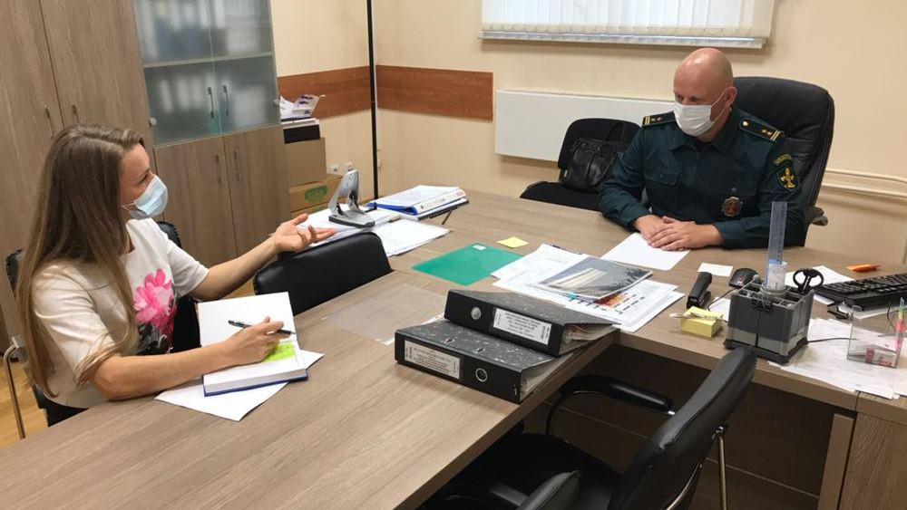 Сотрудники Главгосстройнадзора проведут прием жителей Орехово-Зуевского округа 16 октября