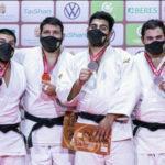 Супертяжеловес Инал Тасоев завоевал золото на турнире «Гран-шлем» по дзюдо