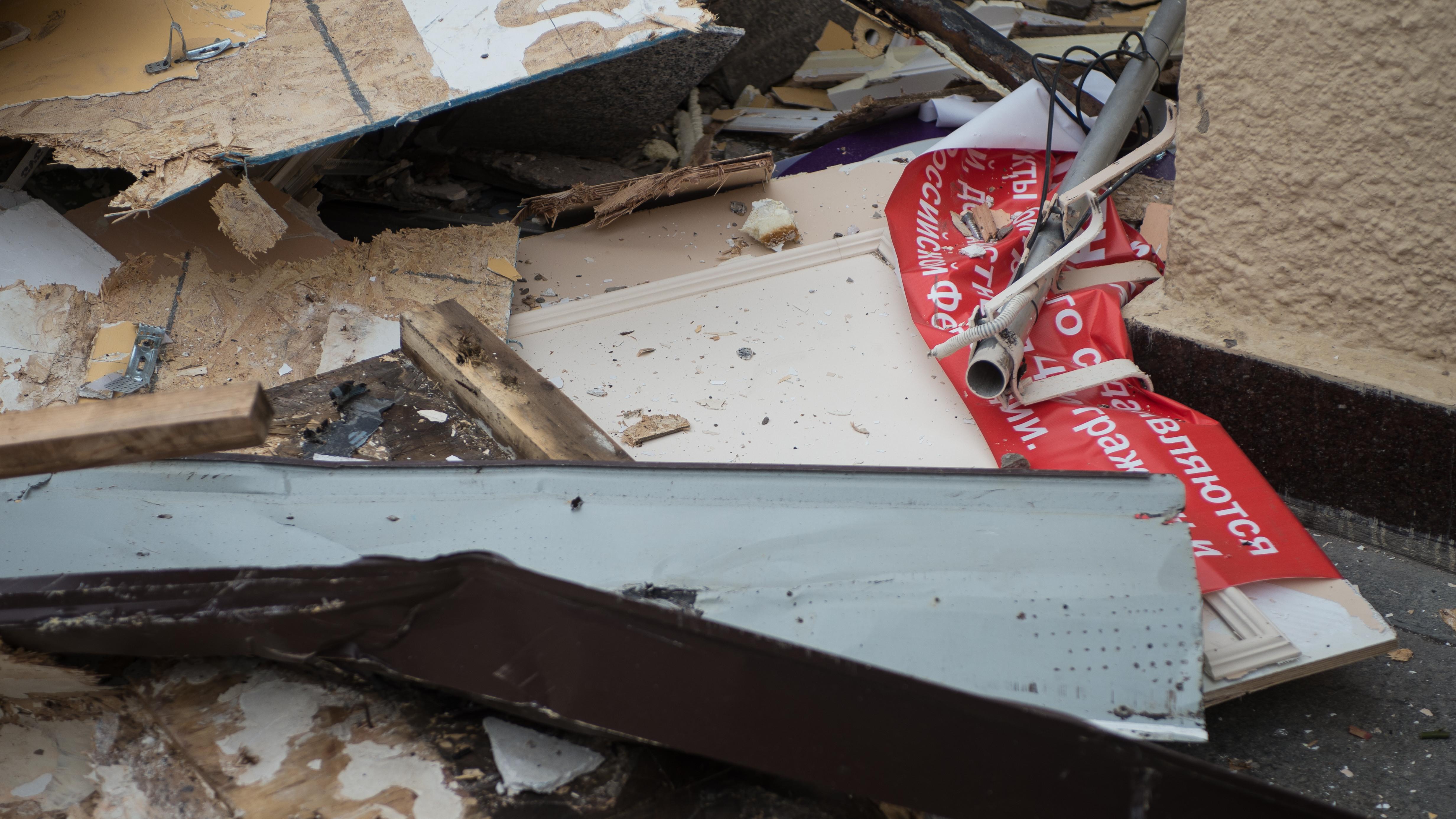 Свыше 1,2 тыс. сбросов строительного мусора на контейнерные площадки пресекли в Подмосковье