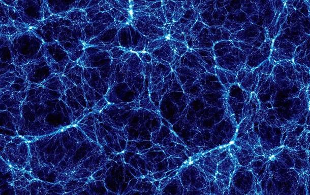 Темная материя подала сигнал