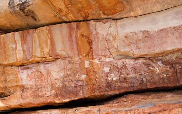 Ученые заявили об открытии нового стиля наскальной живописи