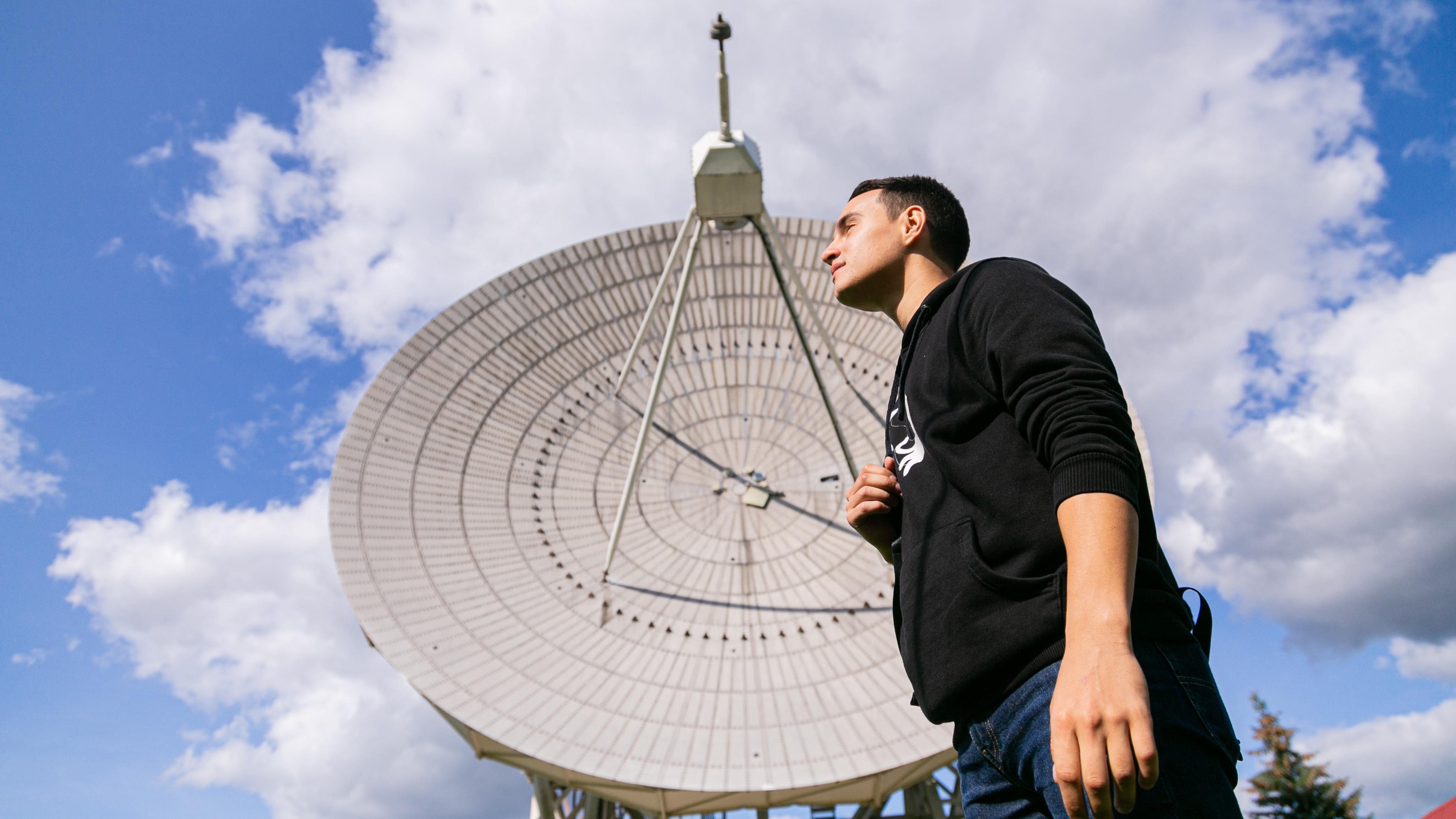 Узнать прошлое и разрезать Солнце: «Путь-дорога» рассказывает о работе астрономов в Пущине