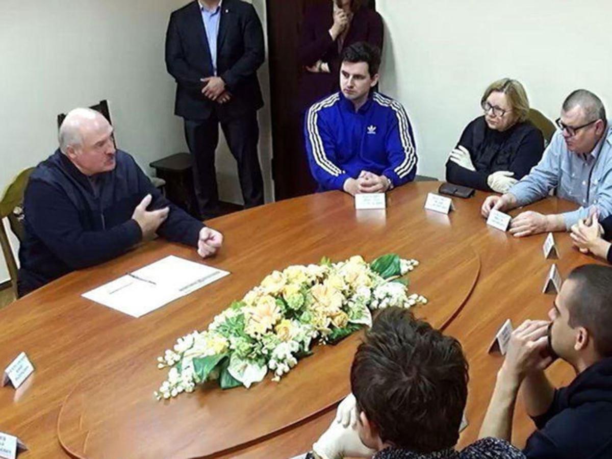 В Белоруссии двух бизнесменов отпустили из СИЗО после встречи с Лукашенко