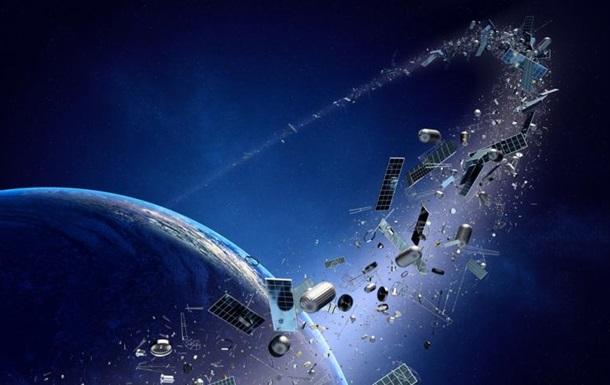 В Европе делают уборщика космического мусора