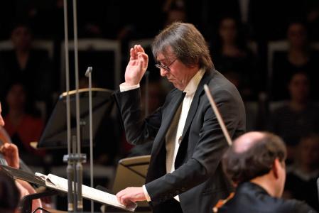 В Ярославле открывается XVII Международный музыкальный фестиваль Юрия Башмета