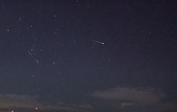 В эти дни можно наблюдать поток метеоритов Орионид