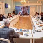 В Минспорте России на встрече с молодыми режиссёрами, выпускниками ВГИКа обсудили создание спортивного кино