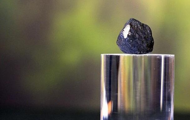 В упавшем метеорите нашли следы внеземной жизни