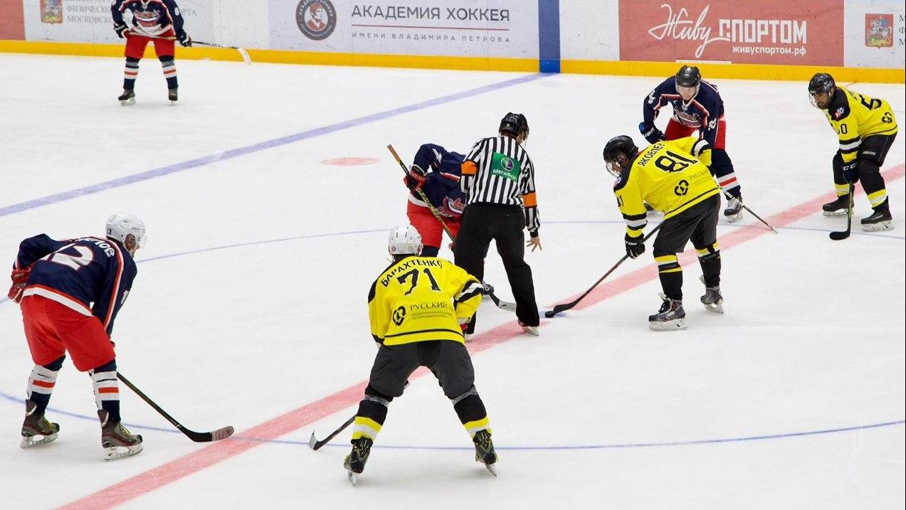 Всероссийский фестиваль по хоккею среди любителей стартует в Подмосковье 17 октября