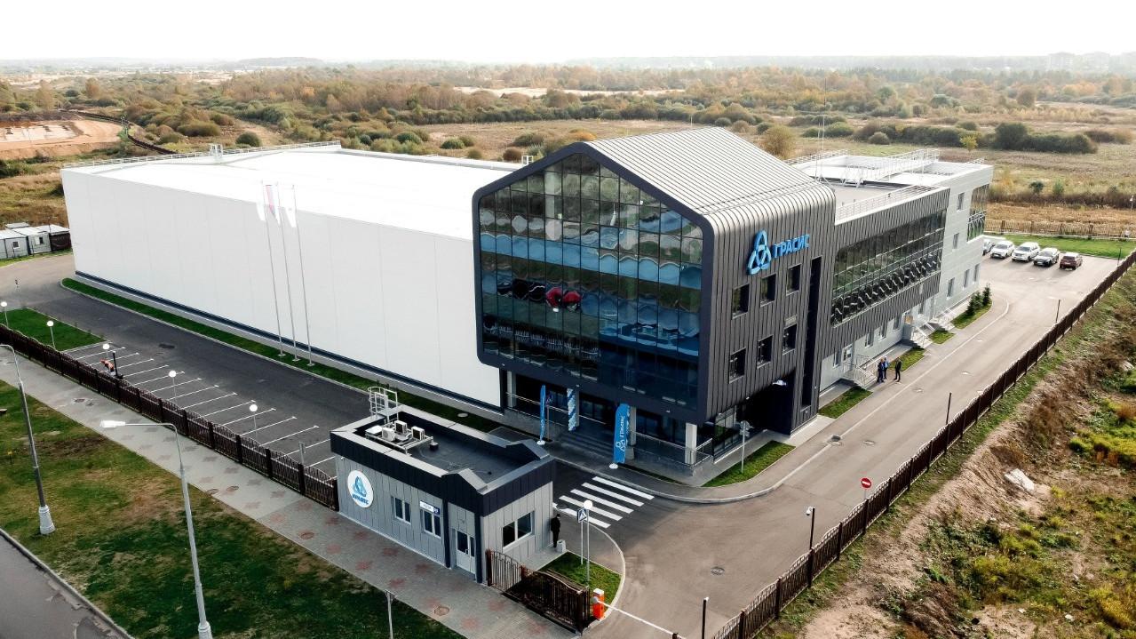 Завод газоразделительной продукции построили в Подмосковье