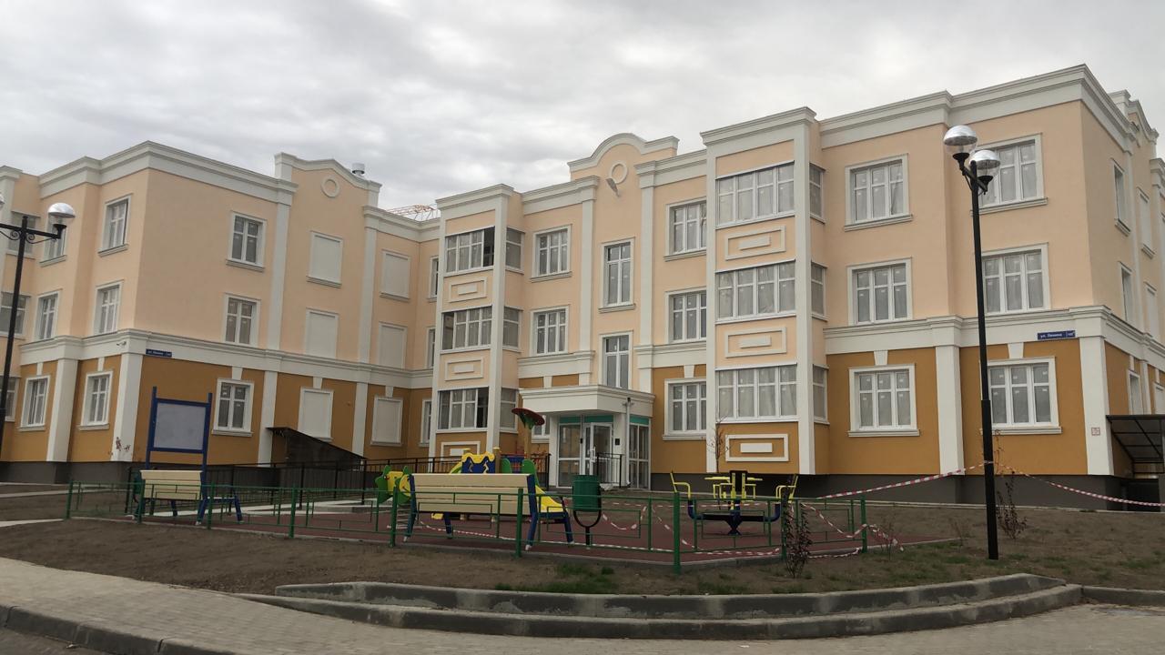 дом для переселенцев из аварийного жилья построили в Коломенском округе