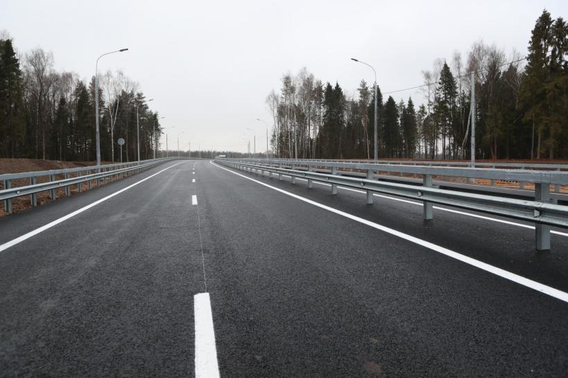 Андрей Воробьев отметил, что строительство ЦКАД позволит сильно разгрузить дороги