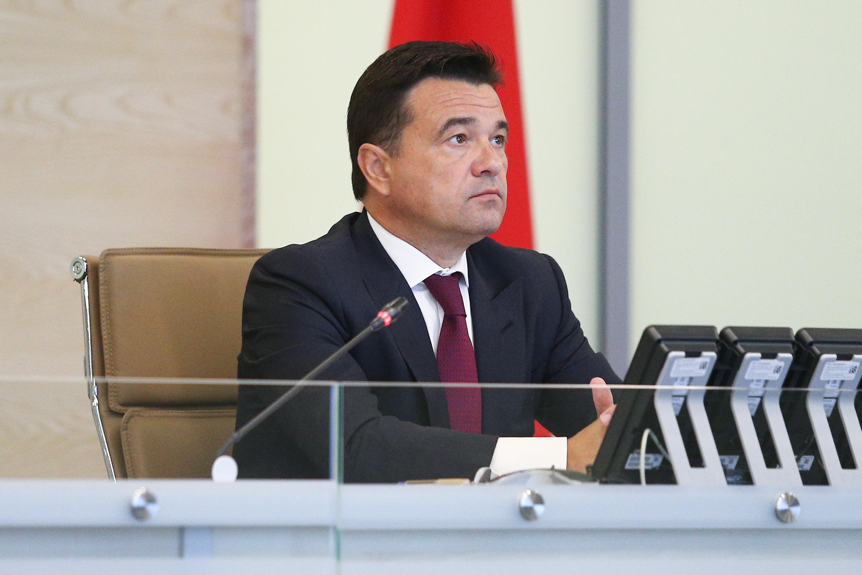 Андрей Воробьев вошел в топ‑3 медиарейтинга глав регионов РФ в октябре
