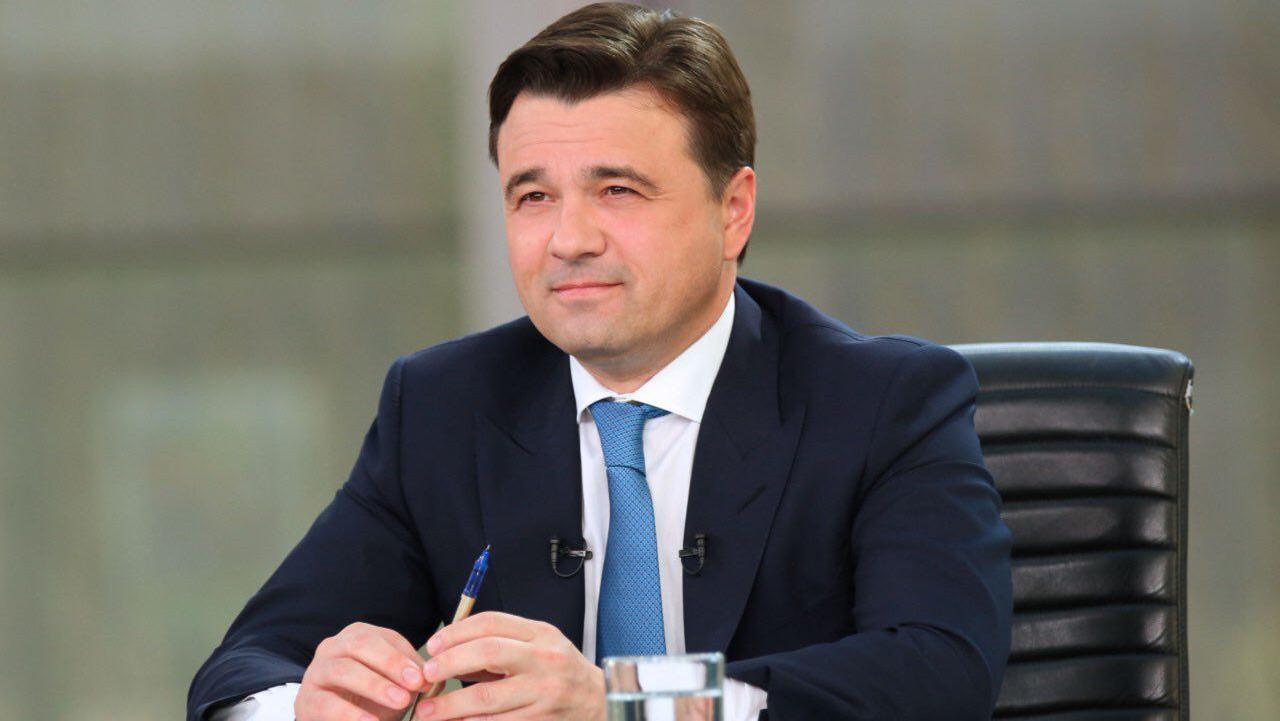Андрей Воробьев вошел в топ‑5 рейтинга цитируемости российских губернаторов‑блогеров за октябрь