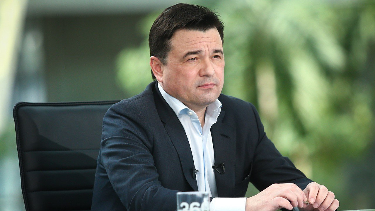 Андрей Воробьев вошел в топ‑5 рейтинга глав регионов РФ по упоминаемости в соцмедиа в октябре