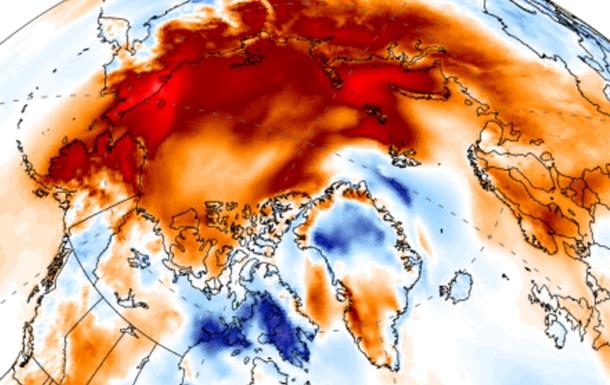 Арктика продолжает рекордно нагреваться − ученые