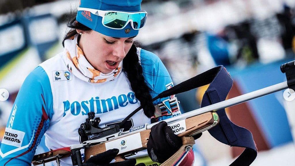 Биатлонистка из Подмосковья вошла в состав сборной России
