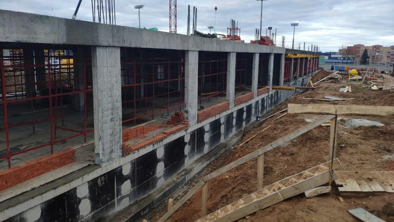 Блок начальных классов Глебовской школы в Истре построят в 2021 году