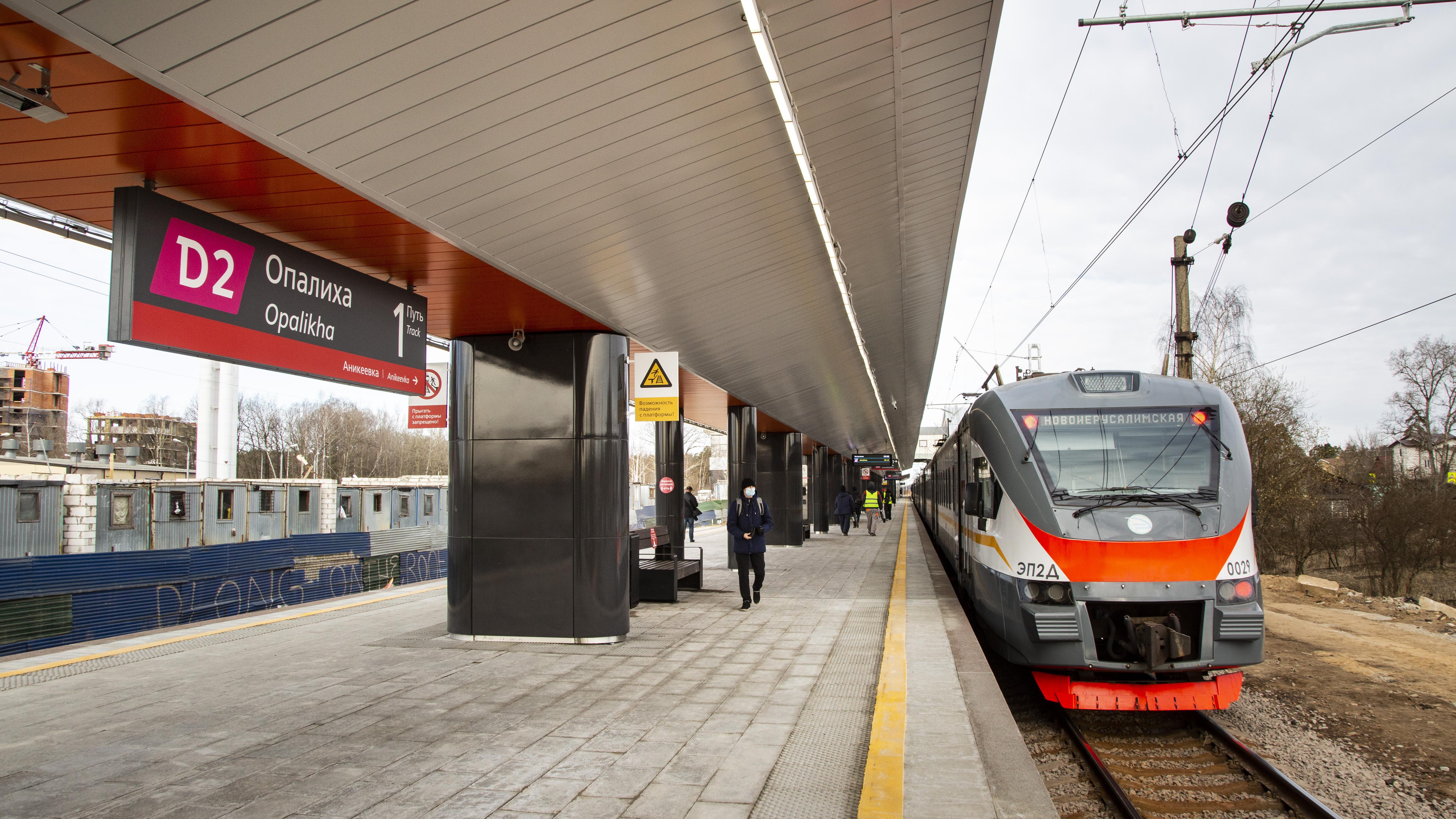 Более 1 тыс. пассажиров пытались проехать в транспорте Подмосковья с высокой температурой