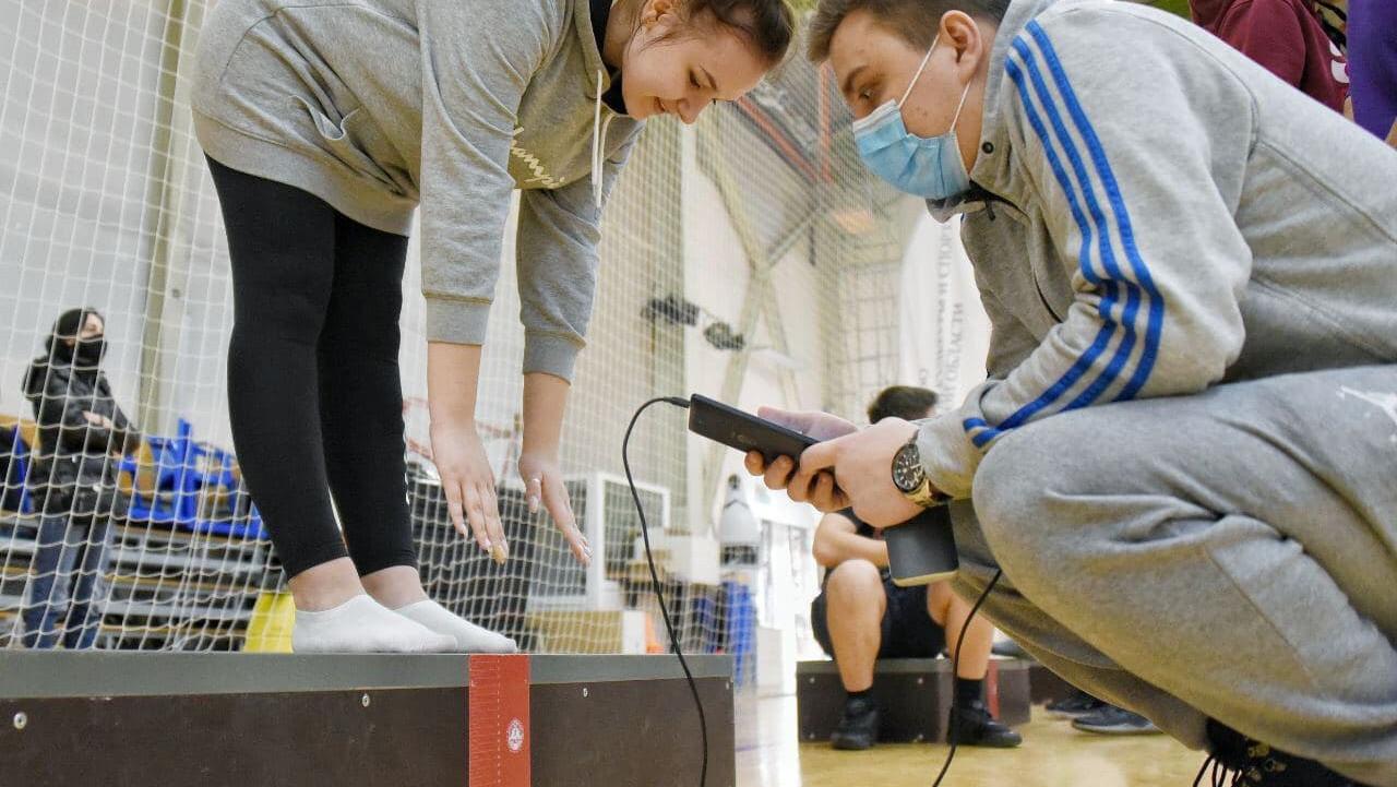 Более 200 человек выполнили нормативы ГТО в Реутове