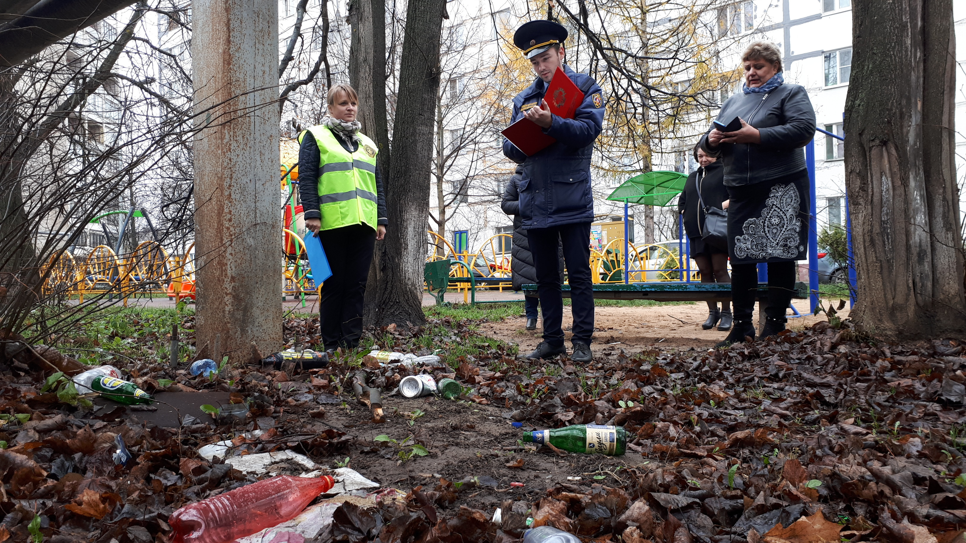 Более 440 нарушений чистоты устранили в Подмосковье за неделю