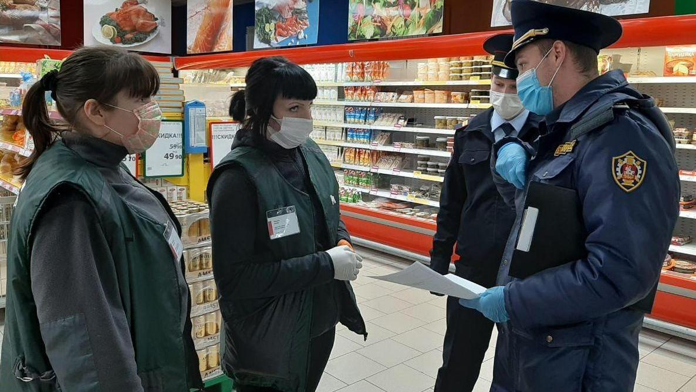 Более 6,3 тыс. нарушений масочного режима выявили в Подмосковье с 1 октября