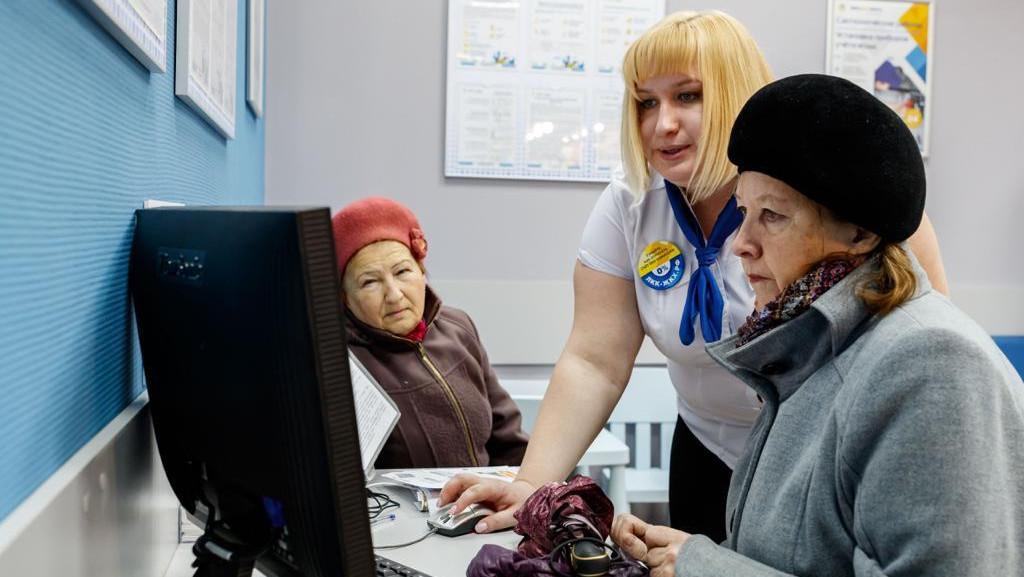 Более 800 участников «Активного долголетия» научились пользоваться сервисом «Умная платежка»