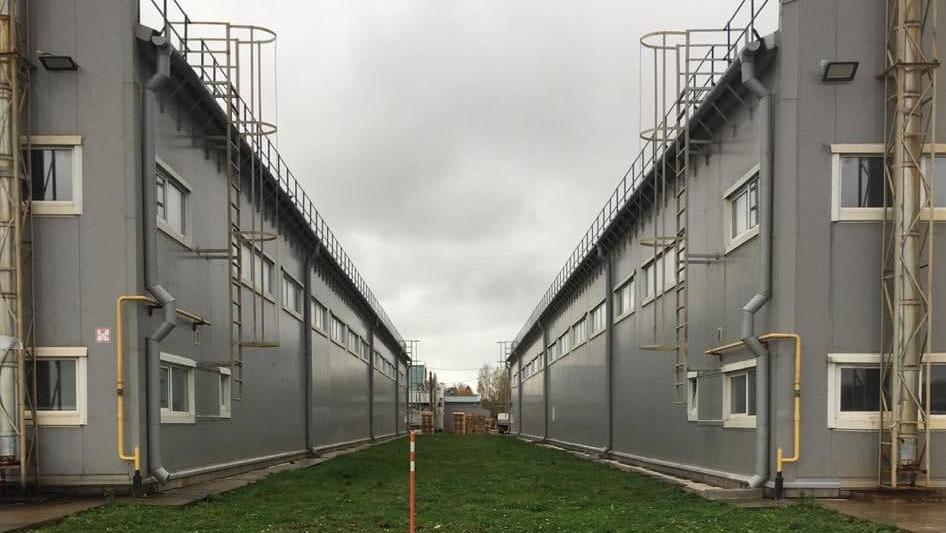 Цех по производству декоративно-облицовочных изделий построили в Дмитровском округе
