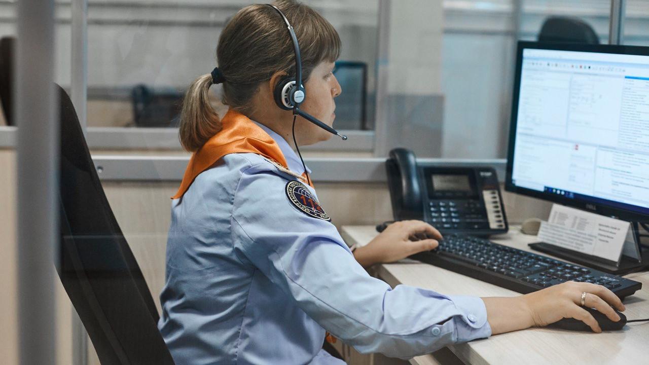 Число звонков на номер «112» в Подмосковье достигло 45 миллионов