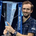 Даниил Медведев – победитель Итогового турнира Ассоциации теннисистов-профессионалов