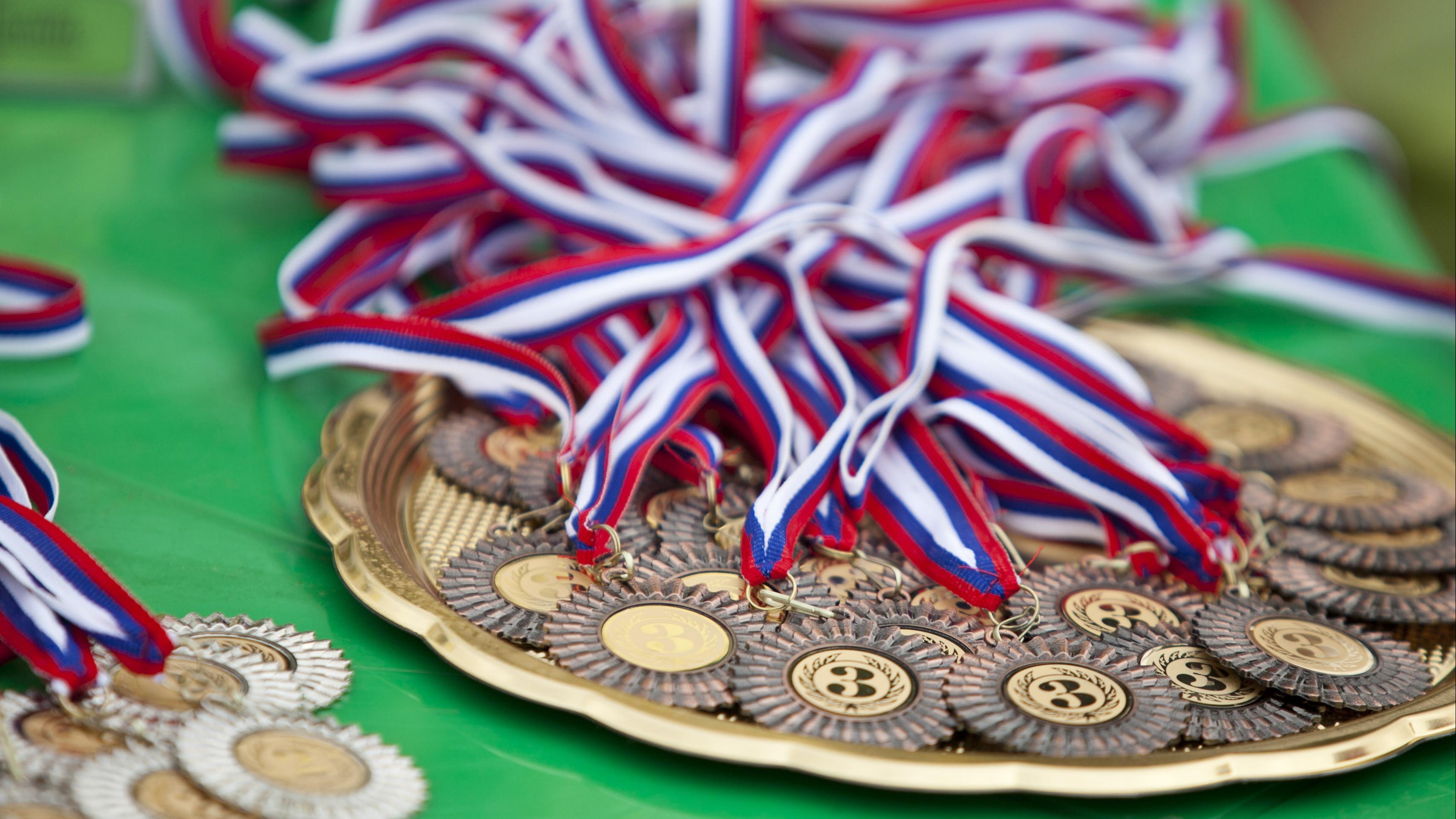 Делегация Подмосковья завоевала 14 медалей XIX молодежных Дельфийских игр