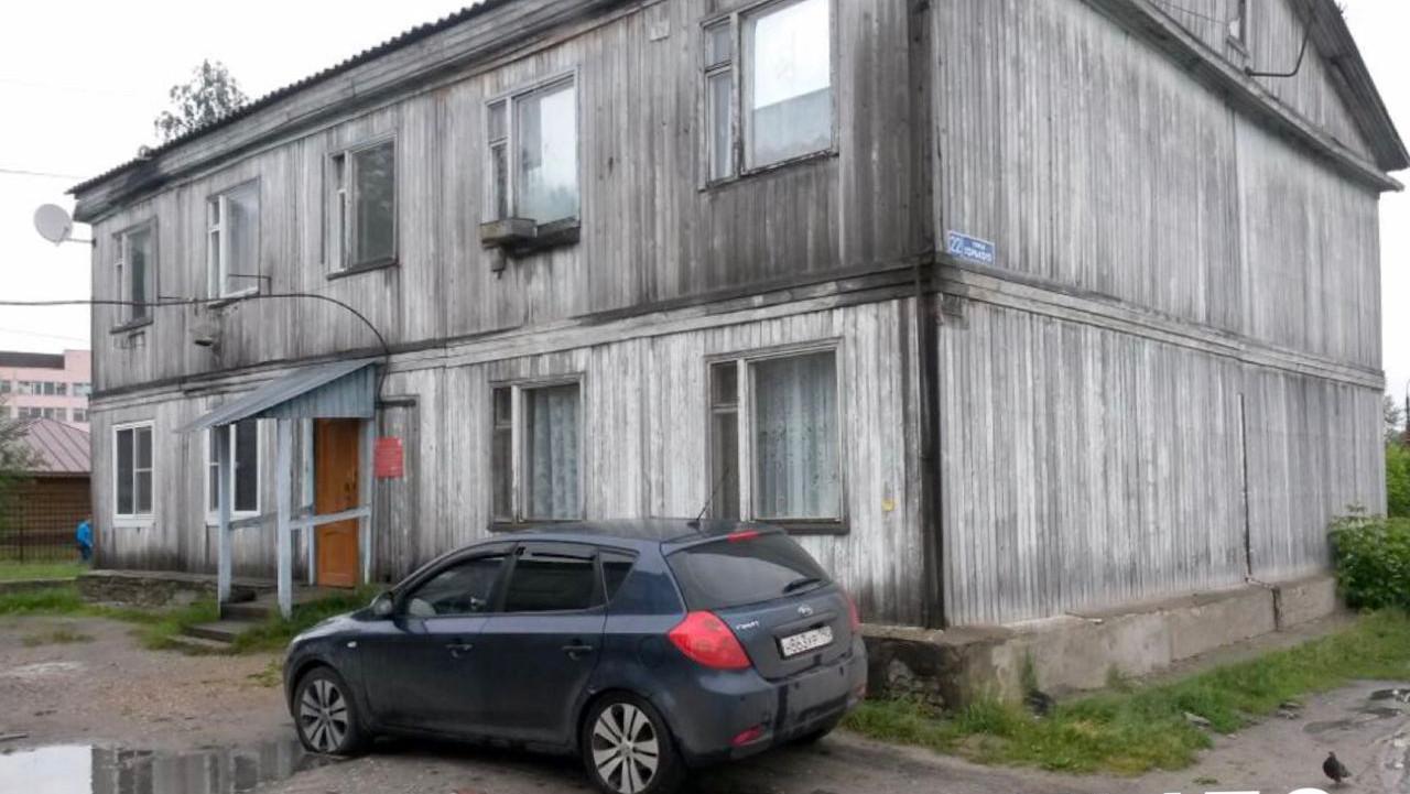 Два аварийных дома снесли в Электрогорске