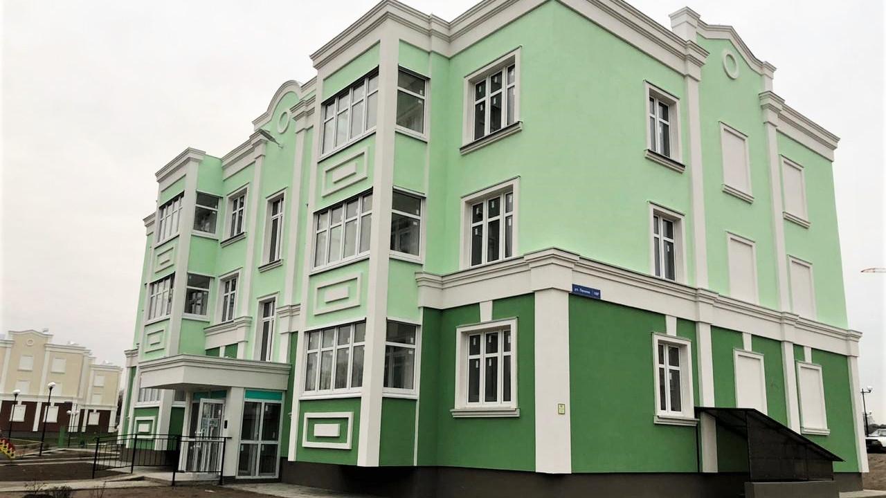 Еще 52 жителя аварийных домов Коломны переедут в новостройку в декабре