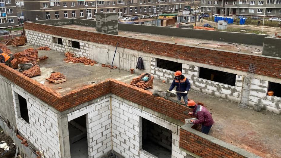 Главгосстройнадзор начал проверку детского сада с бассейном в Лосино-Петровском