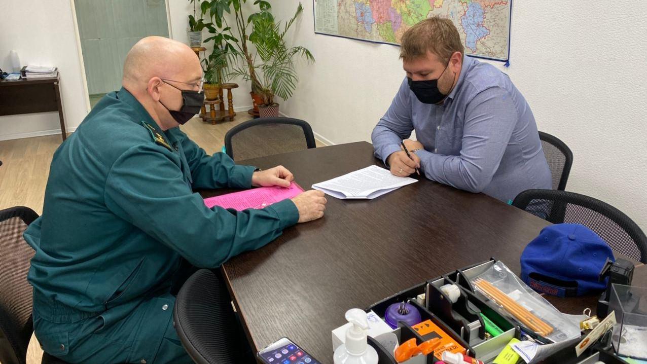 Главгосстройнадзор проведет прием жителей городского округа Клин 25 ноября