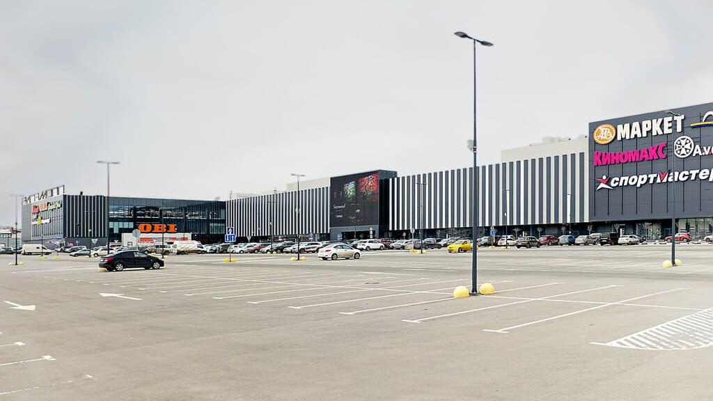 Главгосстройнадзор проверил проверил торгово-развлекательный комплекс в Красногорске