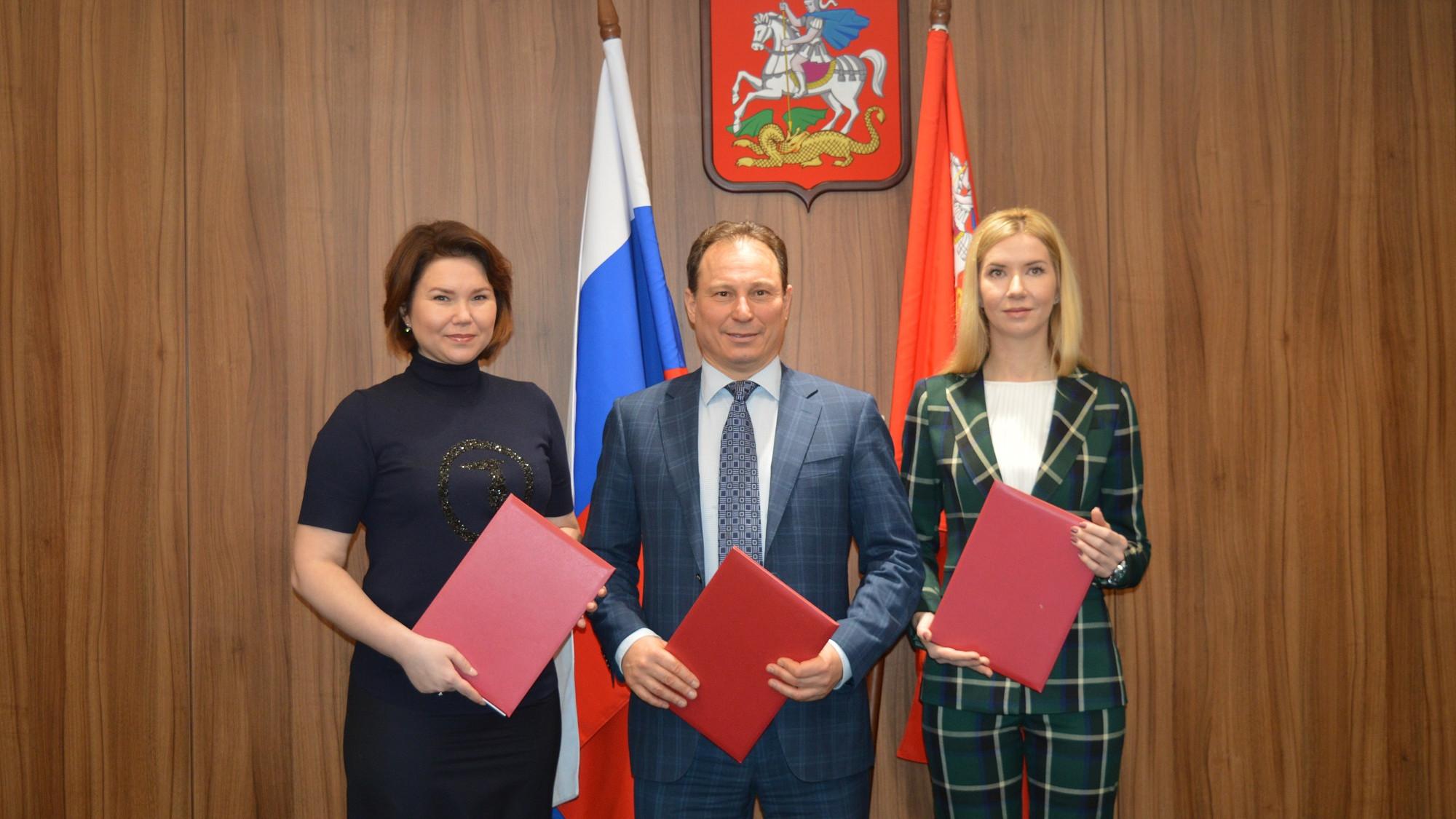 Головнев подписал соглашение о сотрудничестве с Комитетом лесного хозяйства и Центром медиации