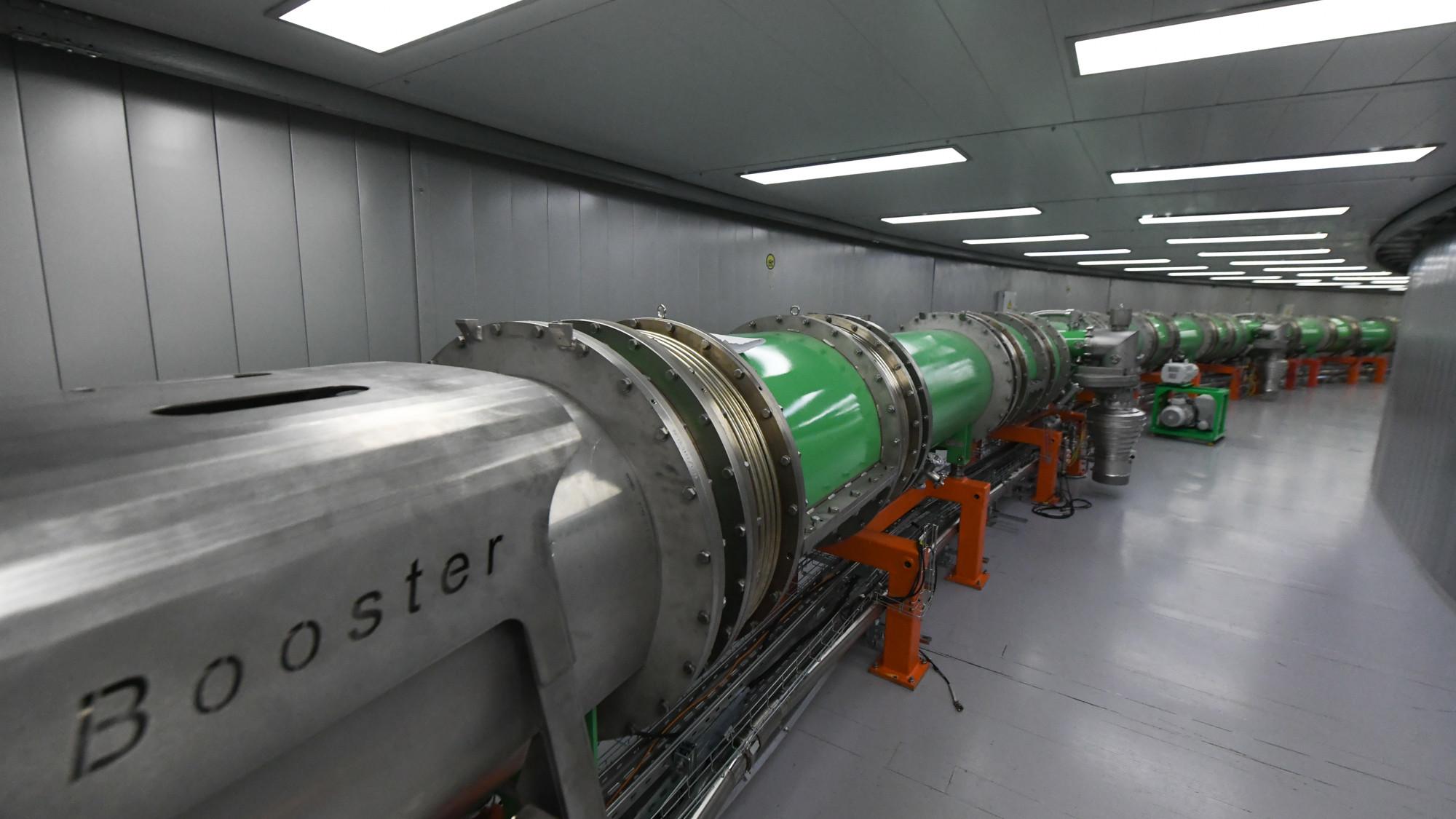 Губернатор: Коллайдер в Дубне позволит привлечь на работу талантливых ученых