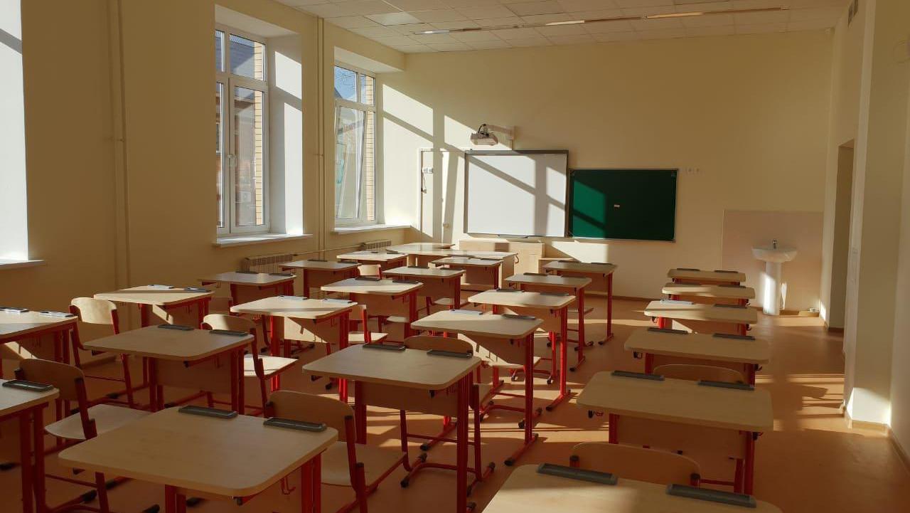Губернатор напомнил, что родители могут по желанию отправить детей на дистанционное обучение
