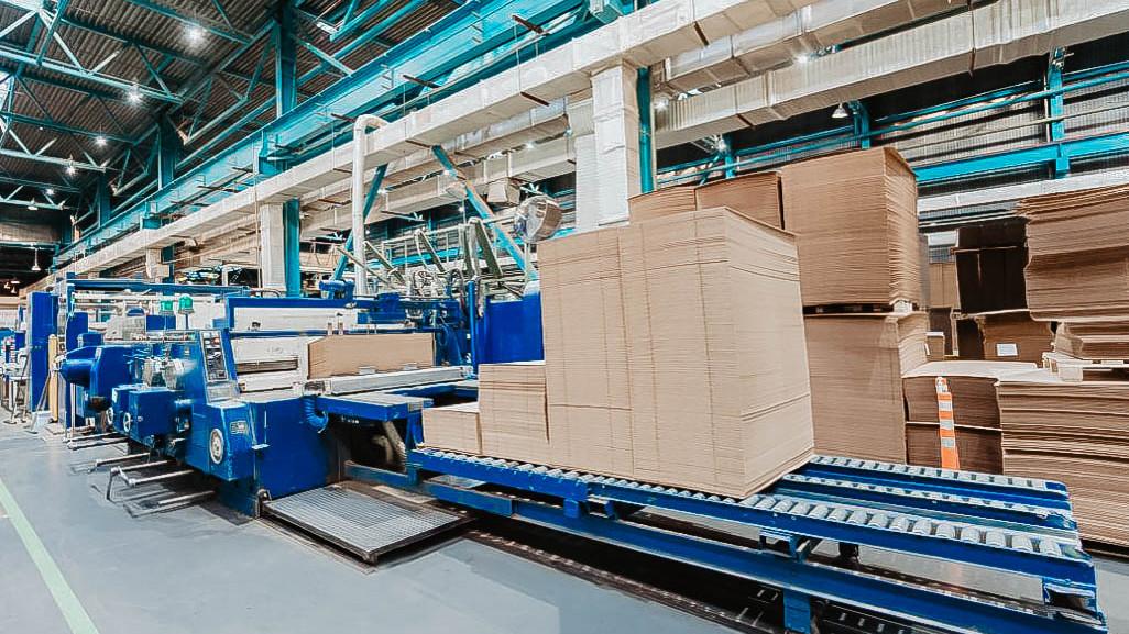 Модернизация заводов крупнейшего производителя упаковки завершается в Подмосковье
