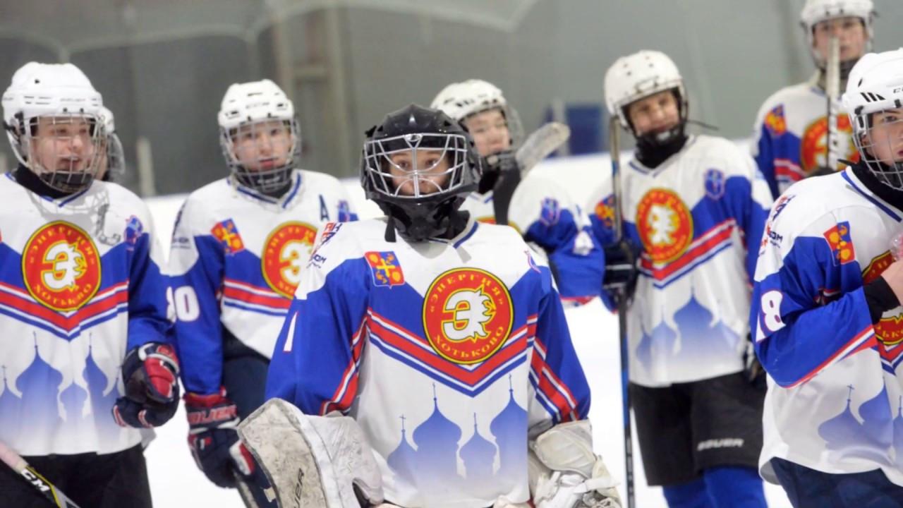 Хоккейная команда из Сергиево-Посадского округа победила на соревнованиях «Золотая шайба»