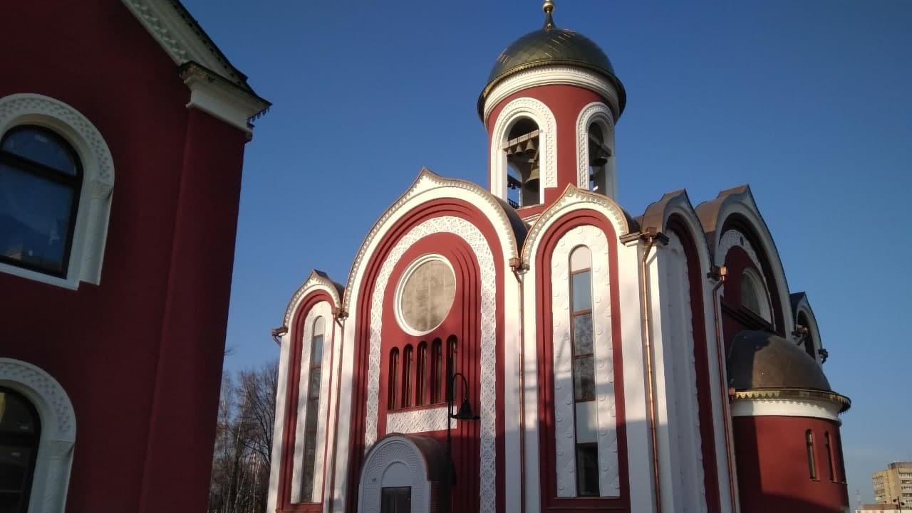 храмового комплекс в составе православного Храма Святого Равноапостольного Великого князя Владимира