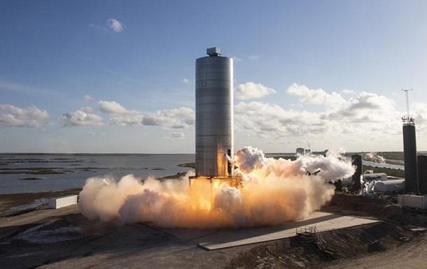 Испытания ракеты Илона Маска обернулись провалом