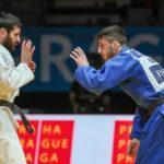 Яго Абуладзе завоевал серебряную медаль на чемпионате Европы по дзюдо