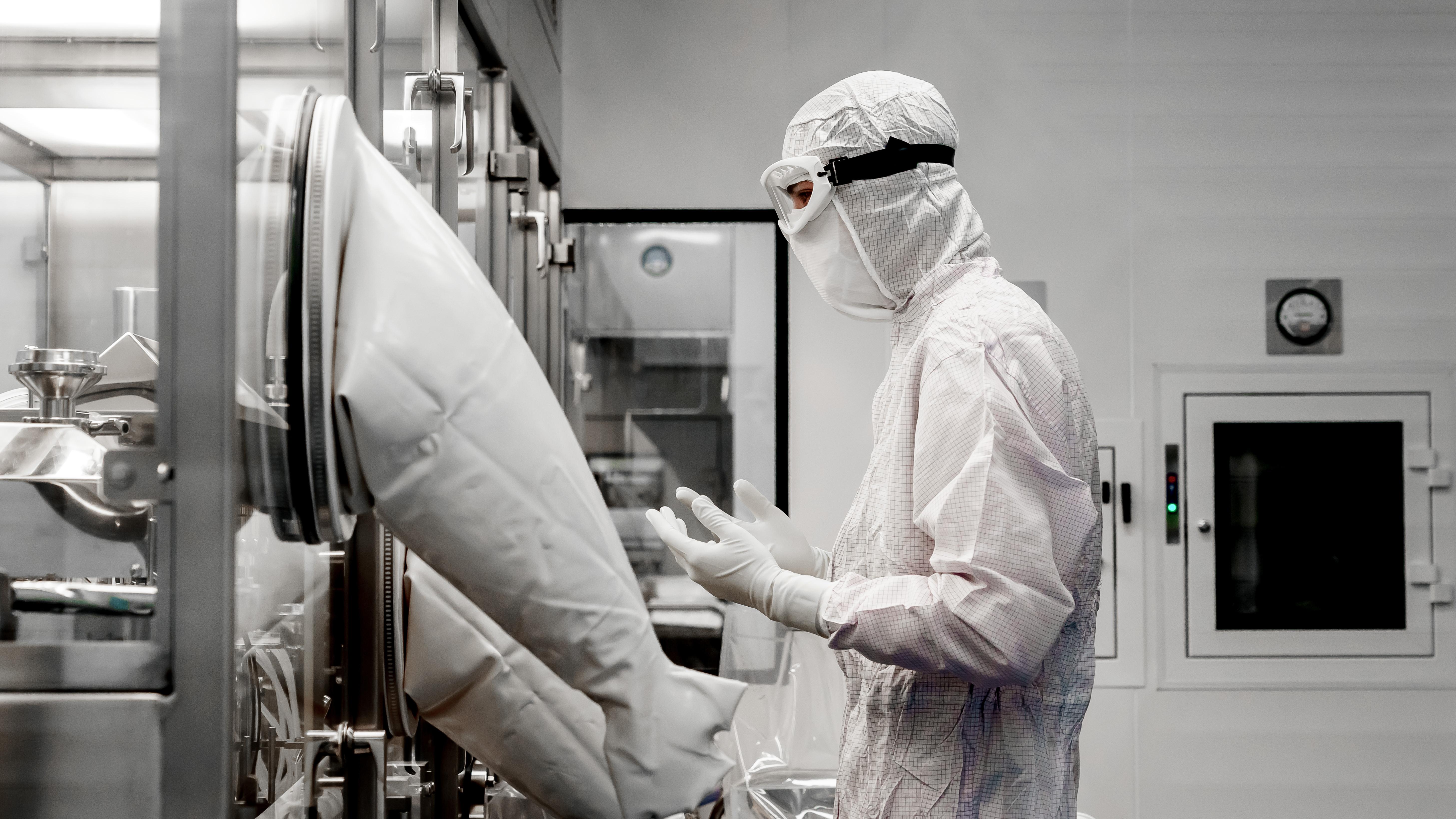 Компания из Подмосковья исследует препарат для лечения осложнений Covid-19