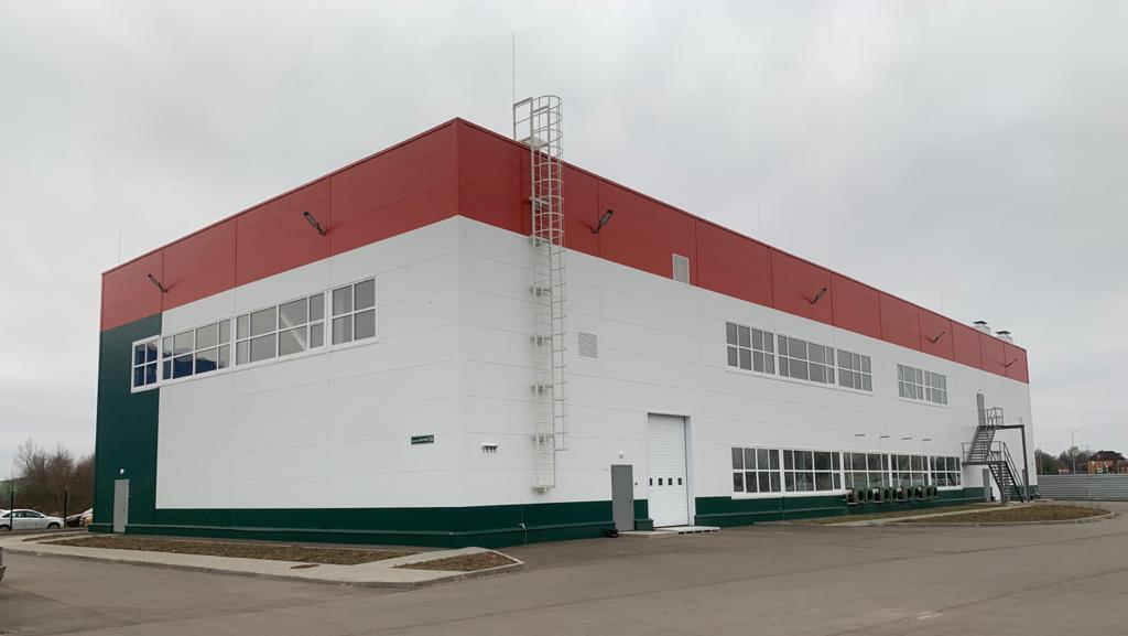 Комплекс по производству перевязочных материалов построили в Дубне