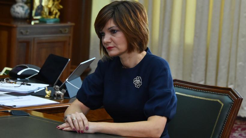 Ксения Мишонова готова помочь пострадавшим от прорыва теплотрассы девочкам
