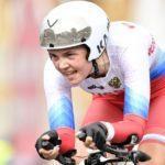 Мария Новолодская стала чемпионкой России по велоспорту