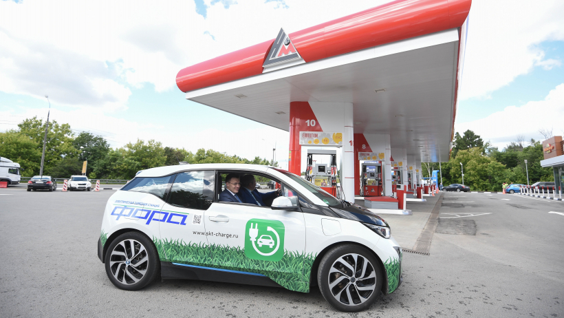 Минэнерго Московской области запустило опрос для пользователей электромобилей