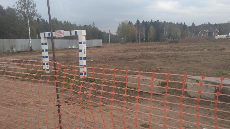Незаконную свалку ликвидировали в городском округе Солнечногорск